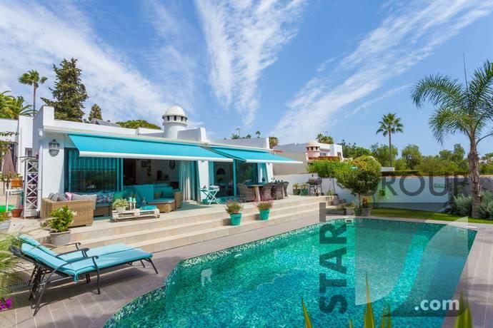Bild: 4 rum villa, Spanien Mijas Costa, Málaga, Spanien