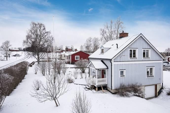Bild: 5 rum villa på Dalsätravägen 1, Bergs kommun Oviken