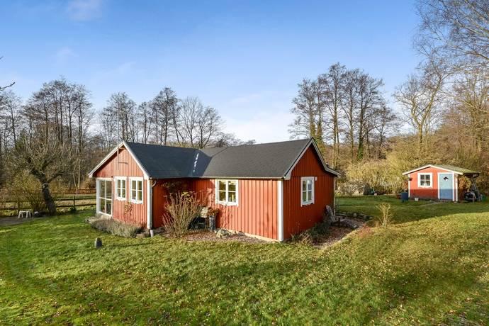 Bild: 2 rum villa på Ryadalsvägen 172, Sjöbo kommun