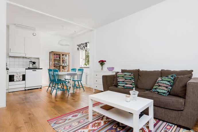 Bild: 2 rum bostadsrätt på Brevvägen 3, Stockholms kommun Svedmyra