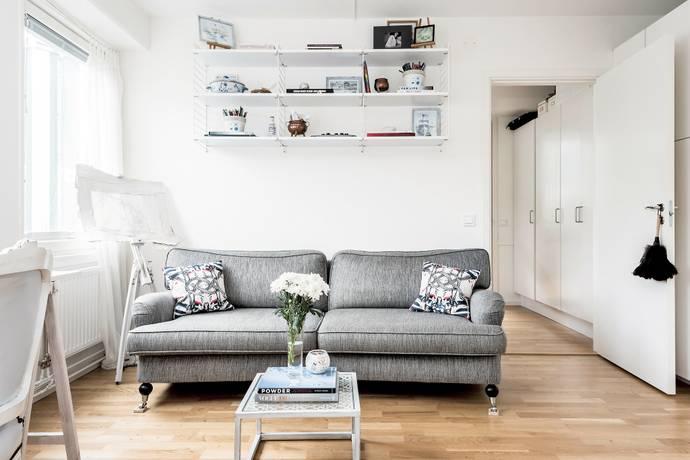 Bild: 2 rum bostadsrätt på Kostervägen 3, 1 tr, Lidingö kommun Baggeby/Bodal