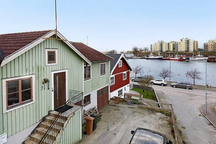 Bild: 4 rum villa på Krister Hornsgatan 21, Karlskrona kommun Björkholmen