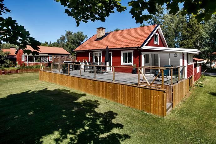 Bild: 5 rum villa på Vallongatan 17, Tierps kommun Karlholmsbruk