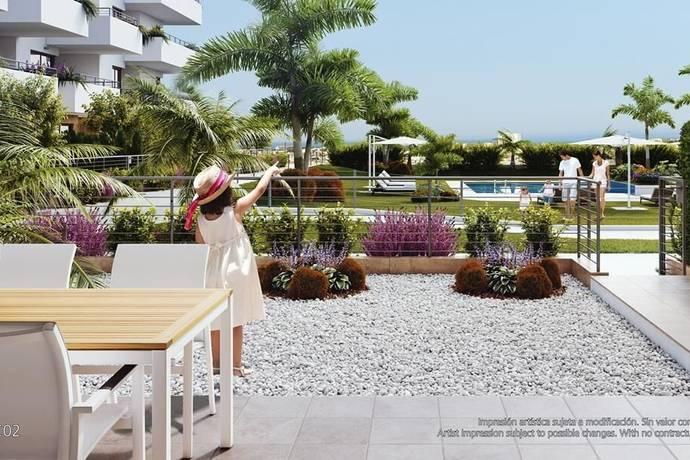 Bild: 3 rum bostadsrätt på Lägenhet i Orihuela-Costa, Alicante, Spanien