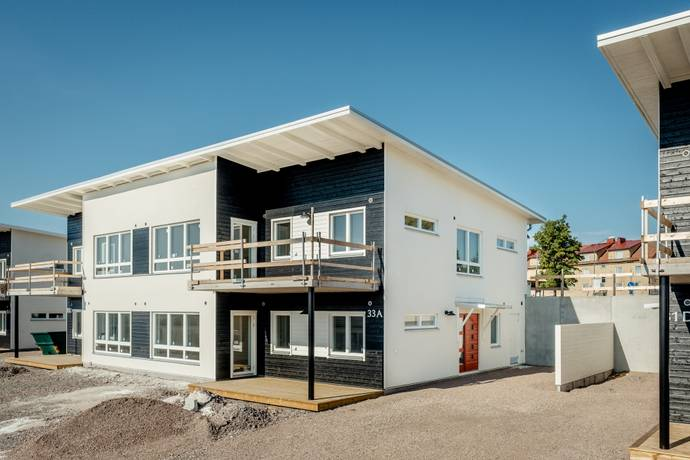 Bild: 4 rum bostadsrätt på Blockstensvägen 61, Karlskoga kommun Aggerud