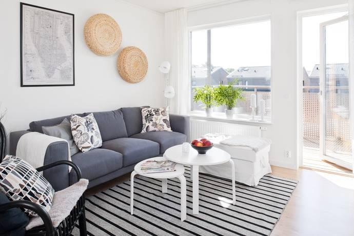 Bild: 3 rum bostadsrätt på Solvändan 12, Oskarshamns kommun Gröndal