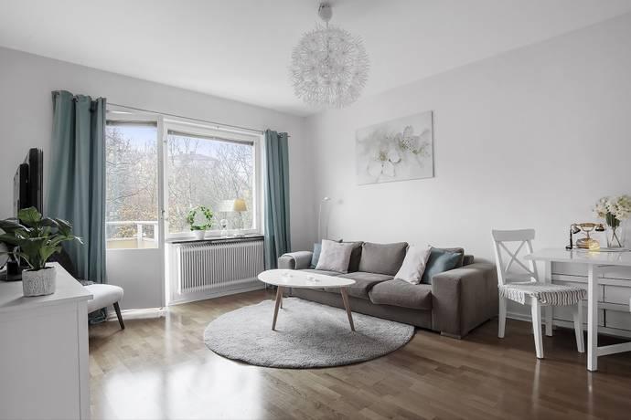 Bild: 2 rum bostadsrätt på Palandergatan 25, Stockholms kommun Skärmarbrink