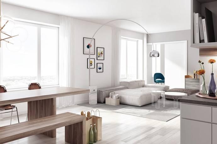 Bild: 3,5 rum bostadsrätt på Brf Grindstugan, Uppsala kommun Kåbo/Rosendal