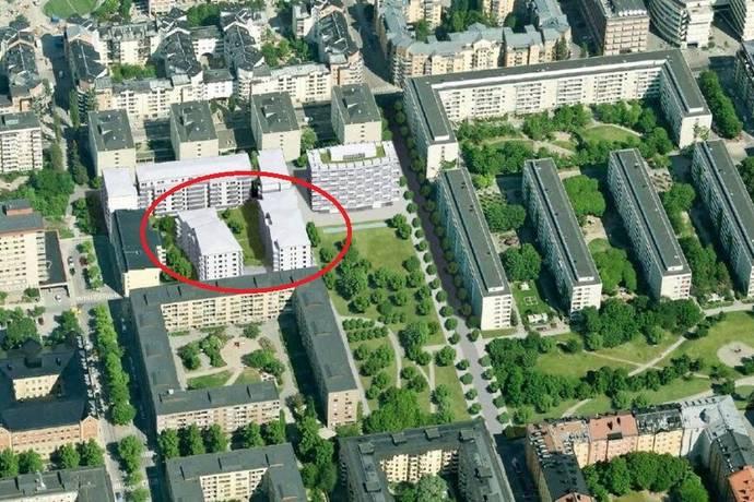 Bild: 3 rum bostadsrätt på Tideliusgränd 7, Stockholms kommun Södermalm