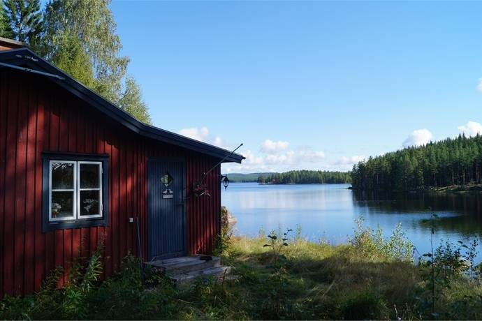 Bild: 2 rum fritidshus på Stor-Ullen 52, Hagfors kommun