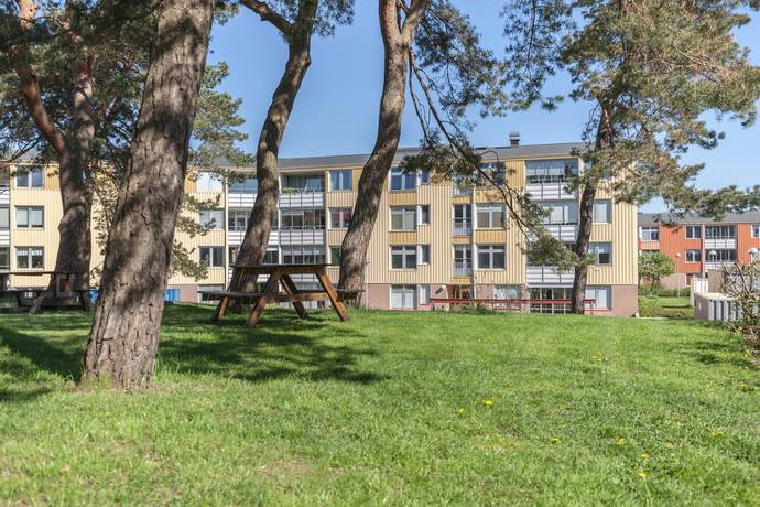 Bild: 2 rum bostadsrätt på Rubingatan 47, Göteborgs kommun Frölunda