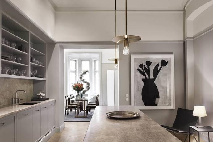 Bild: 3 rum bostadsrätt på Nybrogatan 19, Stockholms kommun Östermalm