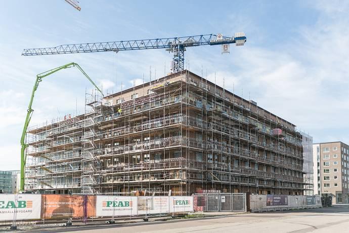 Bild: 2 rum bostadsrätt på Lilla Varvsgatan, Malmö kommun Västra Hamnen