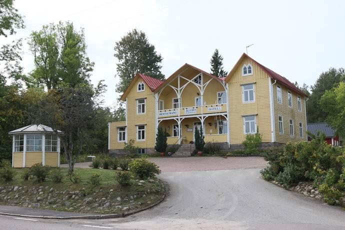 Bild: 18 rum villa på Södra Vägen 66, Hylte kommun