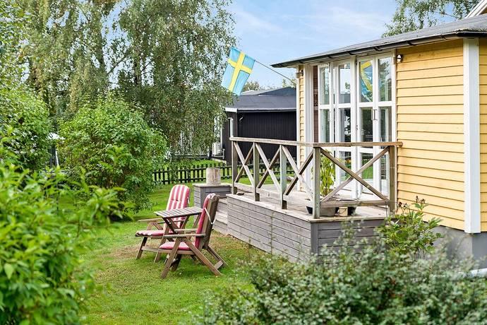 Bild: 3 rum fritidshus på Andvägen 21, Karlskrona kommun Trummenäs