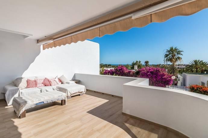 Bild: 4 rum radhus på Guadalmina Alta / Costa del Sol, Spanien Guadalmina Alta