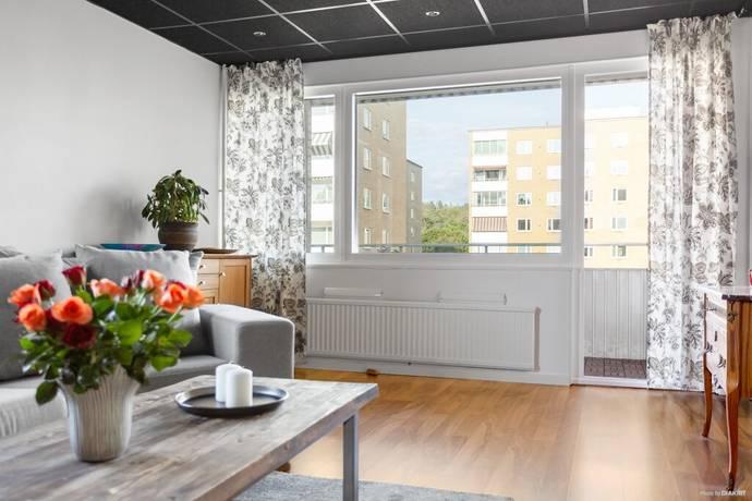 Bild: 2 rum bostadsrätt på Prästslättsvägen 6, Karlshamns kommun Prästslätten