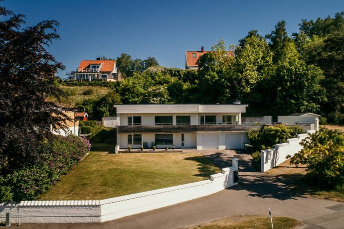 Bild: 6 rum villa på Danielslundsgatan 82, Ängelholms kommun Luntertun