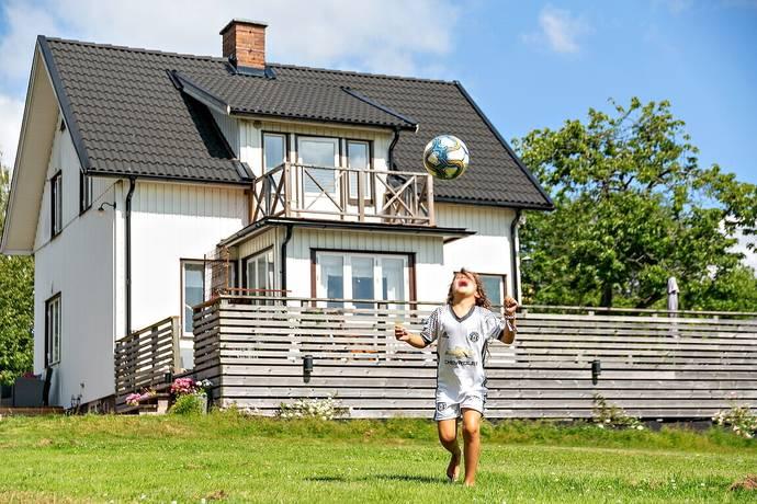 Bild: 4 rum villa på Svarvstensvägen 21, Göteborgs kommun Gerrebacka - Hisings Kärra