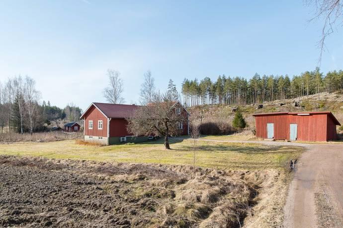 Bild: 6 rum villa på Hustorp Granhult 1, Nyköpings kommun Ålberga