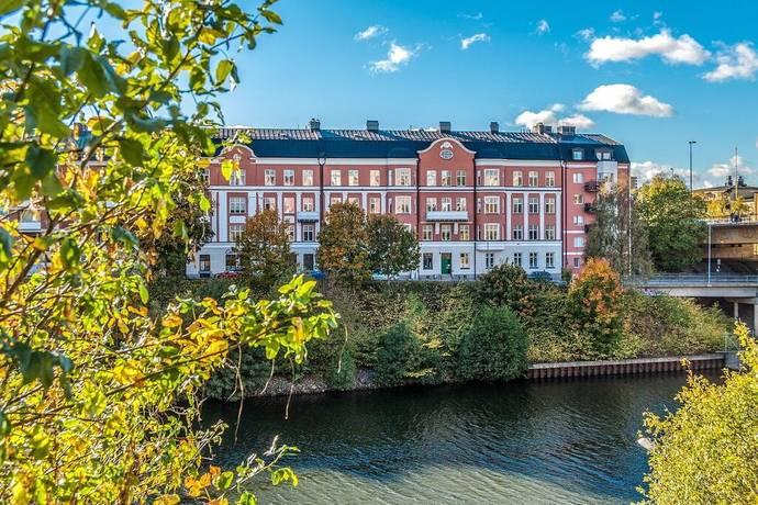 Bild: 5 rum bostadsrätt på Västra Kanalgatan 23, Södertälje kommun Centrum
