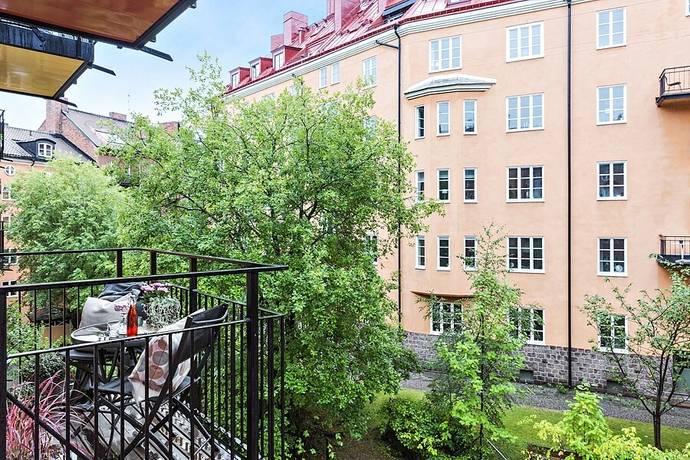 Bild: 4 rum bostadsrätt på Västeråsgatan 11, 3tr, Stockholms kommun Vasastan