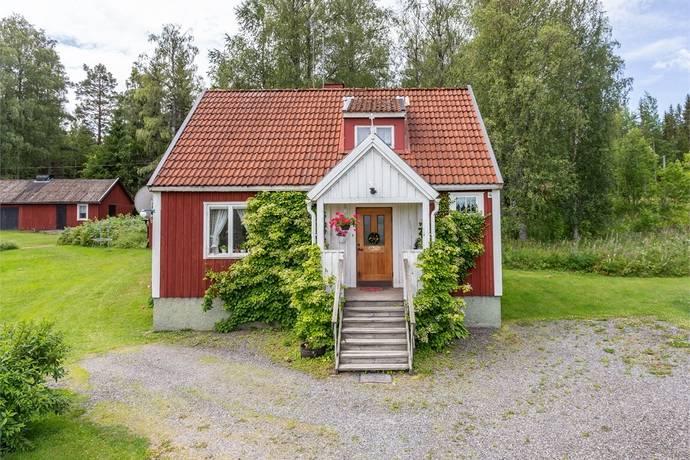 Bild: 3 rum villa på Banvägen 4, Ljusnarsbergs kommun Kopparberg
