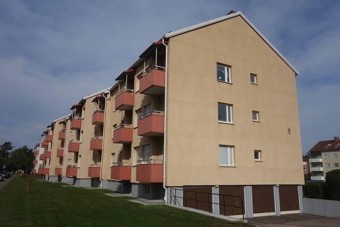 Bild: 2 rum bostadsrätt på Göljemålagatan 16 D, Nybro kommun Paradiset
