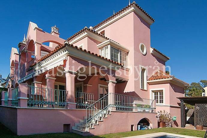Bild: 7 rum villa på Puerto Banus, Spanien Nueva Andalucia - Puerto Banús