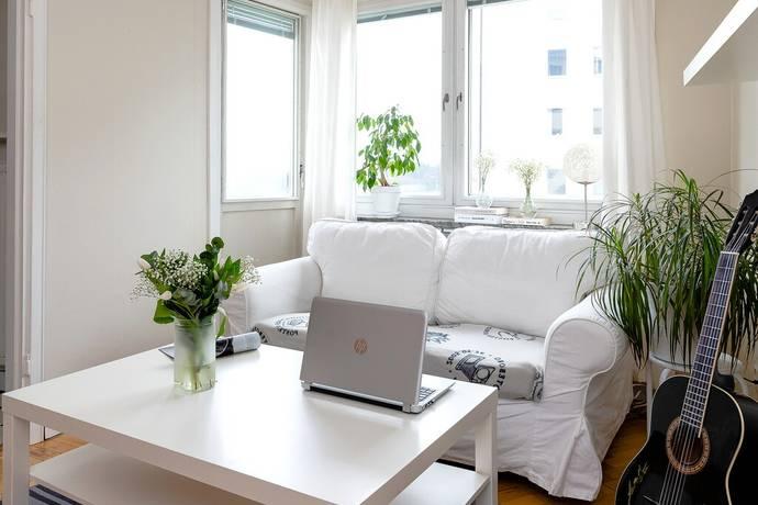 Bild: 1 rum bostadsrätt på Norr Mälarstrand 100, 5tr, Stockholms kommun Kungsholmen