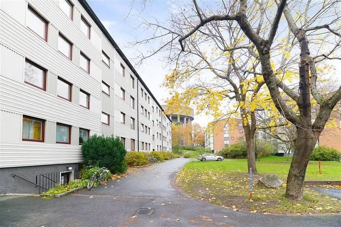 Bild: 3 rum bostadsrätt på Björnstigen 101, Solna kommun Bergshamra