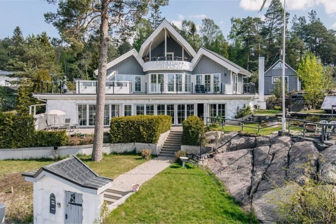 Bild: 5 rum villa på Dingelsundet 540, Karlstads kommun
