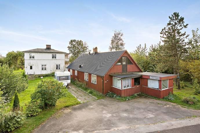Bild: 8 rum villa på Brännarp Rosenhill 142, Halmstads kommun Getinge
