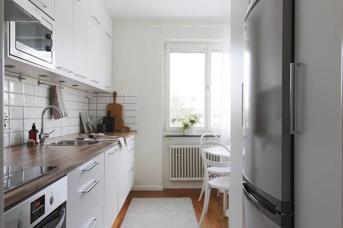 Bild: 2 rum bostadsrätt på Tegnérgatan 36B, Uppsala kommun Luthagen