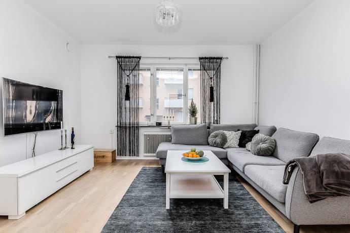 Bild: 2 rum bostadsrätt på Wahlbergsgatan 9, Stockholms kommun Hammarbyhöjden/Johanneshov