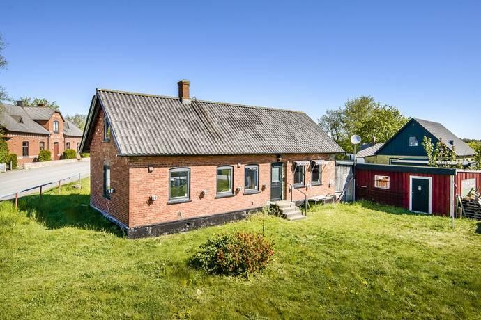 Bild: 3 rum villa på Onslundavägen 22, Tomelilla kommun