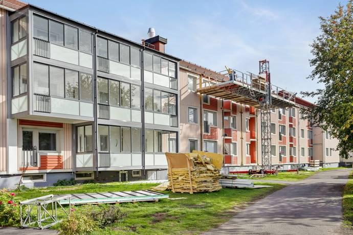 Bild: 2 rum bostadsrätt på Krongårdsringen 14, Luleå kommun Örnäset