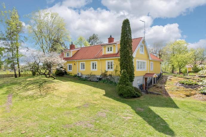 Bild: 8 rum villa på Norrunda Solbacken 1, Linköpings kommun Linghem
