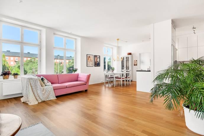 Bild: 3 rum bostadsrätt på Follingbogatan 6, Stockholms kommun Bromma - Beckomberga