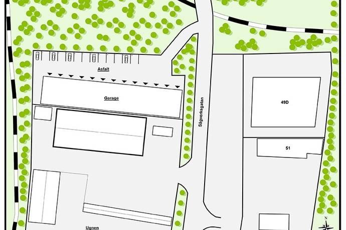 Bild: övrigt på Sågverksgatan 30, Karlstads kommun