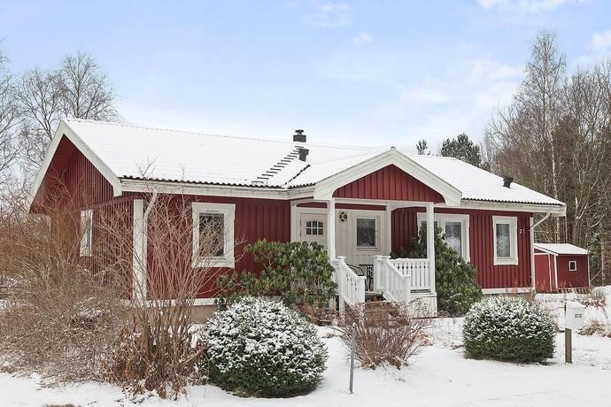 Bild: 4 rum villa på Mossvägen 27, Partille kommun Öjersjö