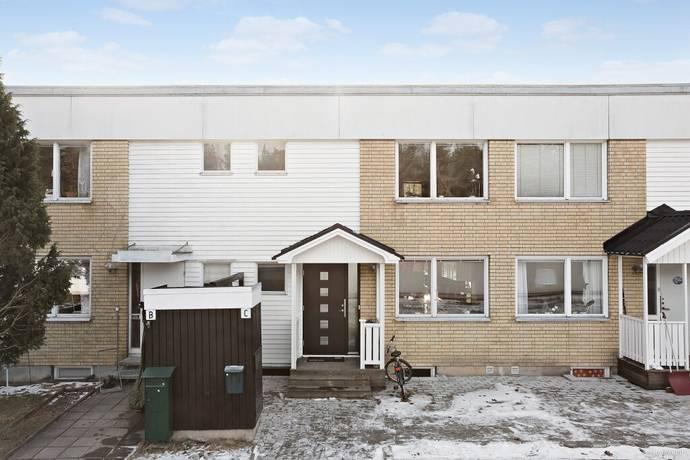 Bild: 4 rum radhus på Skyttestigen 2c, Gävle kommun Sätra