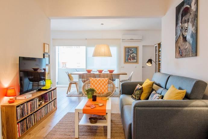 Bild: 4 rum bostadsrätt på Ljus lägenhenhet högst upp i Santa Catalina, Spanien Santa Catalina