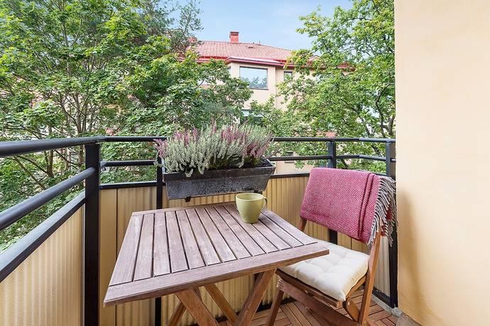 Bild: 1,5 rum bostadsrätt på Strålgatan 47, Stockholms kommun Lilla Essingen - Kungsholmen