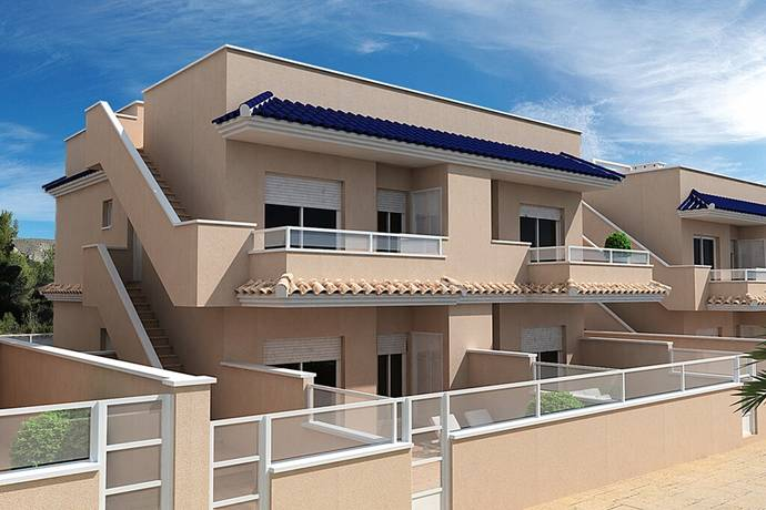 Bild: 3 rum bostadsrätt på Nya lägenheter i Lomas de Cabo Roig, Spanien Costa Blanca - Lomas de Cabo Roig