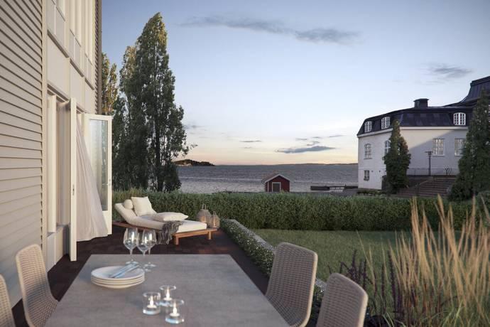 Bild: 4 rum bostadsrätt på Baldersvägen 44-46, Haninge kommun Dalarö
