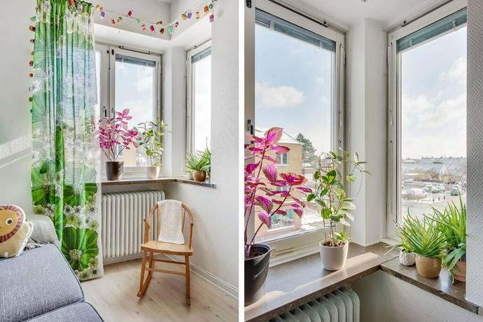 Bild: 3 rum bostadsrätt på Sandbackegatan 7b, Malmö kommun Kirseberg