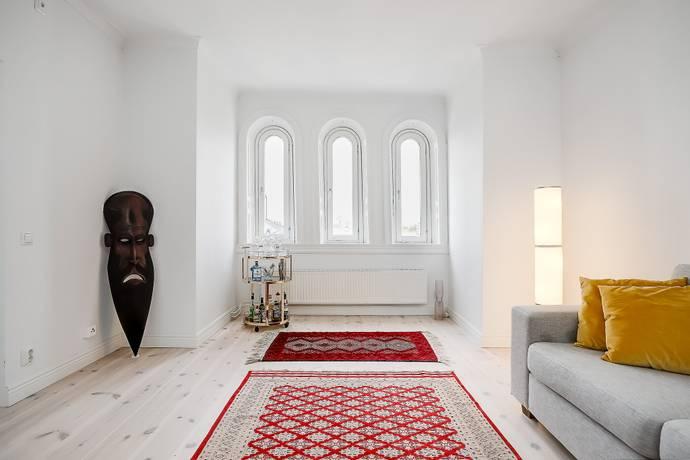 Bild: 3 rum bostadsrätt på Kungsgatan 37A, Uppsala kommun Centrum