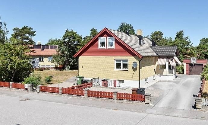 Bild: 4 rum villa på Bogegatan 111, Gotlands kommun Visby