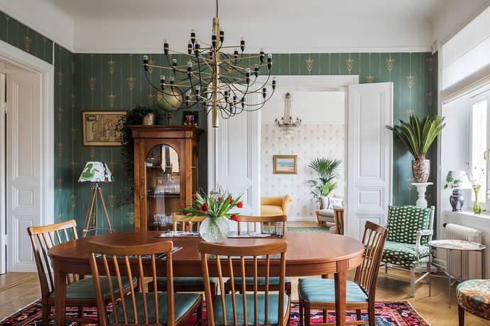 Bild: 5 rum bostadsrätt på Valhallavägen 36, Stockholms kommun Östermalm